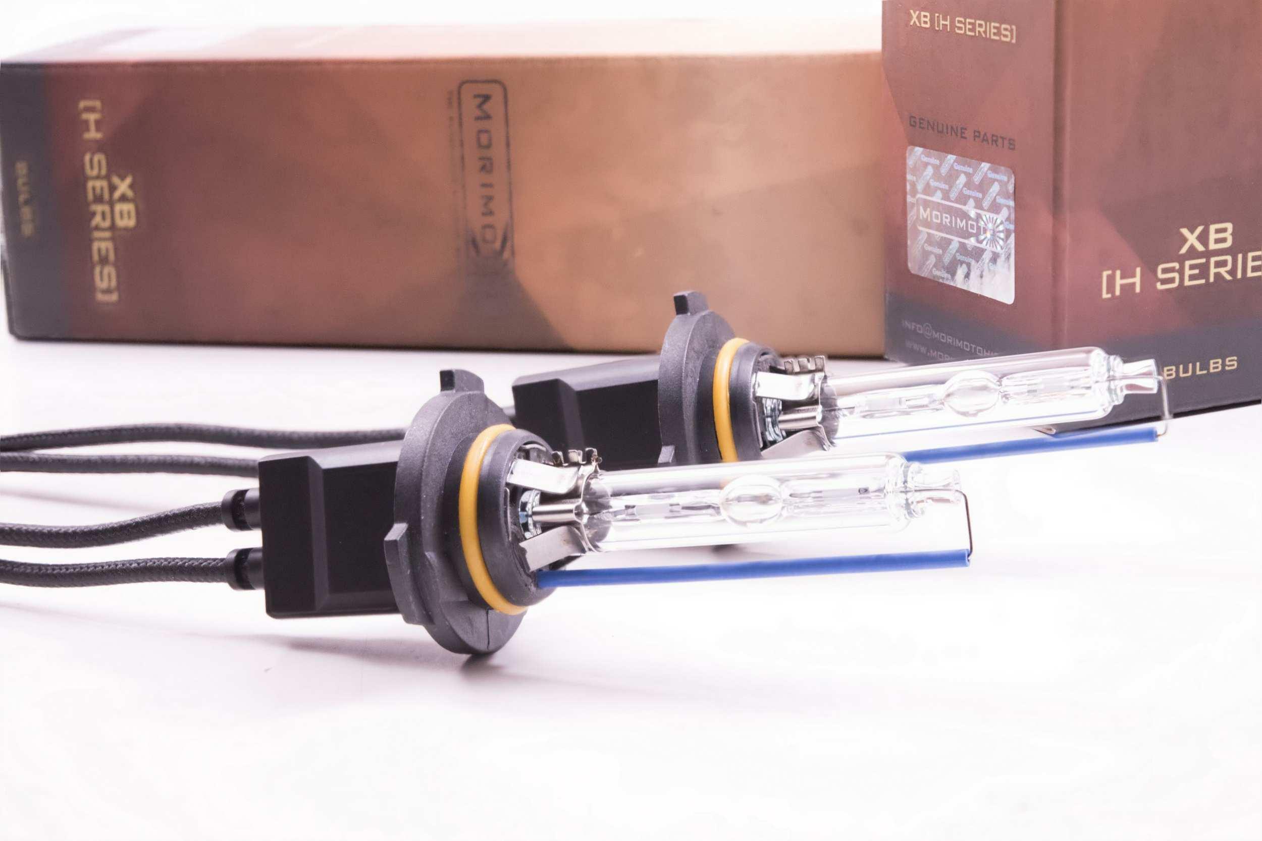 Morimoto XB HID Bulbs Pair 9012 5500K